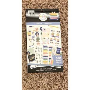 The Happy Planner sticker book